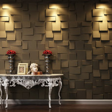 Contemporary Wallpaper by Sustainable Flooring Inc