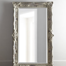 """Antique French"" Floor Mirror - Horchow"