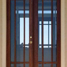 Modern Front Doors by Doors4Home