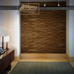 contemporary entry by Lancko Group Inc.