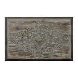 Uttermost - Cancellara Wooden Wall Art - You might want something