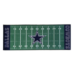 Fanmats - NFL Dallas Cowboys Football Runner Rug - FEATURES: