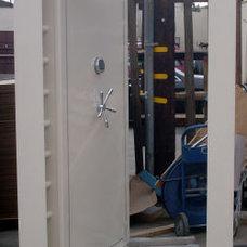 In Swing Economy Vault Door