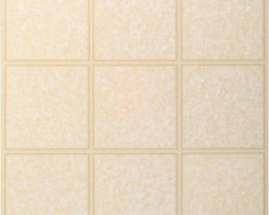 """Armstrong World Industries - Armstrong Tile Caliber Almond - Armstrong -- caliber, 0.080 gauge, 12"""" x 12"""" tile, urethane no-wax wear layer, easy to clean, easy to install, self-adhering, 45 tiles per carton (45 sq. Ft. ), 5-year limited warranty. Bardwin almond."""