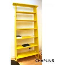 Cattelan Italia Estoril Bookcase by Gino Carollo - Yellow - VIEW ALL