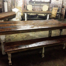 Traditional Dining Tables by classypickers.com