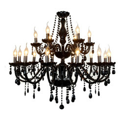 Modern Black Crystal Chandelier - http://www.phxlightingshop.com/index.php?main_page=advanced_search_result&search_in_description=1&keyword=7269