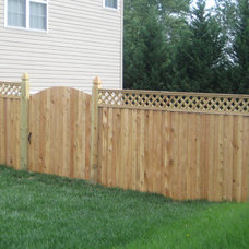 Traditional  by Long Fence