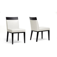 Contemporary Dining Chairs by Overstock.com