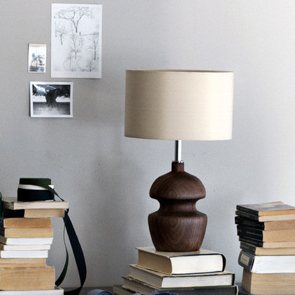 Modern Table Lamps by canvas