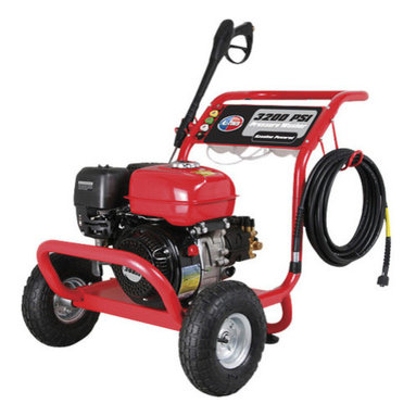 Steele Products - 3200Psi 7 Hp Pressure Washer - FEATURES