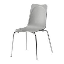 Lisa Norinder - HUGO Chair - Chair, light gray