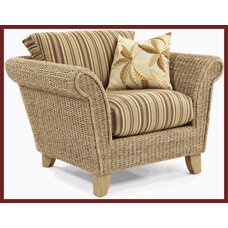 Traditional Outdoor Lounge Chairs by Wicker Paradise