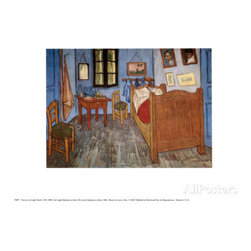 The Bedroom at Arles, c.1887 -