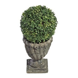 Design Toscano The Topiary Tree Collection - Medium Ball