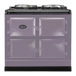 """AGA - ATC3HEA Total Control 39"""" Freestanding 3 Oven Electric Range Cooker with 10 Cook - The AGA Total Control Range Cooker is a newly designed version of the classic icon of British cooking Three radiant-heat cast iron ovens and two hotplates give you 10 delicious ways to cook in one rangeJust imagine the ability to bake roast boil simm..."""