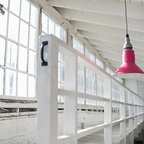 NEW! Veronica Valencia Collection: The Sophie Soho Pendant - Barn Light Electric & Love Ala // www.loveala.com