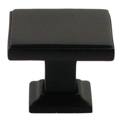 """Rusticware - 992 1 3/8"""" Knob - Oil Rubbed Bronze - This Oil Rubbed Bronze cabinet knob is a versatile and stylish piece of hardware that will add to the decor of any room in your home. All Rusticware knobs and pulls come with standard 8/32"""" screws and screws that are 1/2"""" longer to fit most applications."""