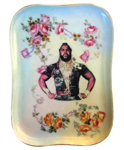 Eclectic Serveware by Etsy