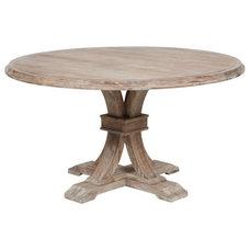 Z Gallerie - Archer Round Dining Table