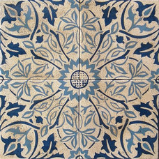 Eclectic Wall And Floor Tile by Filmore Clark