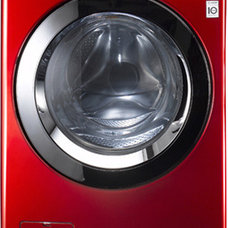 Contemporary Laundry Room Appliances by LG Electronics