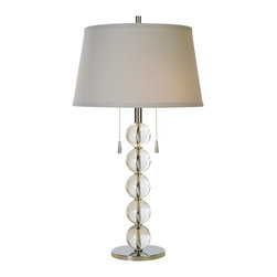 Trend Lighting - Trend Lighting TT5808 Pallaeh Crystal Table Lamp - Trend Lighting TT5808 Pallaeh Crystal Table Lamp