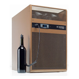 WhisperKOOL™ SC 6000i - The new SC 6000i features improvements over discontinued XLT models. Designed for through-wall installation between standard wall studs with a single piece mounting that eliminates a need for a support shelf! The SC includes anti-frost and defrost features for an extra layer of protection for your wine and cooler.