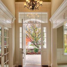 Traditional Entry by John F Buchan Homes