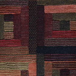 Missoni Mikinos Wool Carpet - High end, designer driven, wool luxury products; these phrases are commonly heard when describing the Missoni brand carried at Hemphill's Rugs & Carpets in our Costa Mesa, CA showroom.