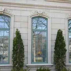Contemporary Windows by Materials Marketing