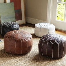 mediterranean ottomans and cubes Mediterranean Ottomans And Cubes