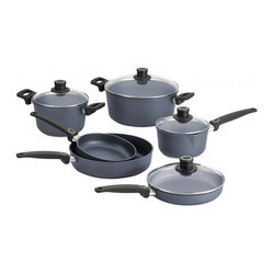 Woll Diamond Plus Nonstick Induction 10-Piece Cookware Set
