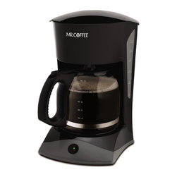 """Sunbeam Rival - 12 Cup Coffeemaker Black - Brewing pause n' serve allows you to pour a cup of coffee while brewing. Removable filter basket lifts out of brew basket. Dual water window shows the amount of water in the reservoir for accurate filling. Stain resistant warming plate is easy to clean and prevents stains. Cord storage safely stores excess cords. Lighted on/off switch lets you know when your coffeemaker is """"On"""" and """"Off"""". Water filtration adaptable."""