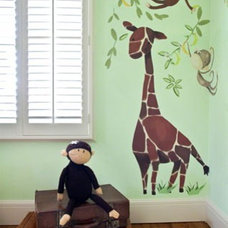 Contemporary Kids Wall Decor by Oopsy Daisy, Fine Art for Kids