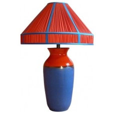 Traditional Table Lamps by EcoFirstArt