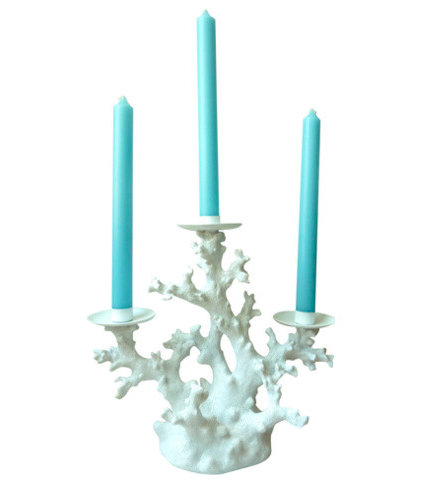contemporary candles and candle holders by Design Darling