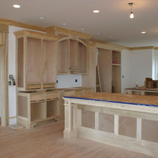 Traditional Kitchen Products by Sprague Woodworking
