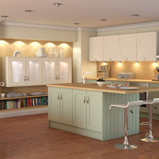 Contemporary Kitchen by Wren Kitchens & Bedrooms