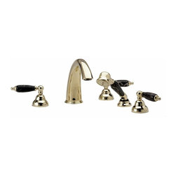 Phylrich K2158CT1 Carrara Roman Tub Faucet Trim Only (Rough Valve Required) -