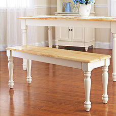 Traditional Dining Benches by Walmart