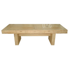 contemporary dining tables by umaid art gallery