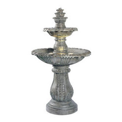 Online shopping for furniture decor and home for Build your own outdoor water fountain