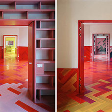 Apartment Therapy Los Angeles | Look! Colorful Flooring Via Design Crisis