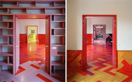 Apartment Therapy Los Angeles   Look! Colorful Flooring Via Design Crisis
