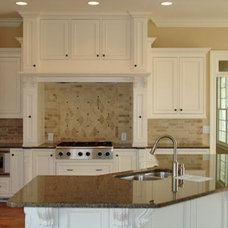 Traditional Kitchen Cabinets by Southern Cabinet Works Inc