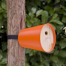 Modern Birdhouses by AllModern