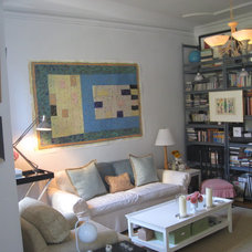 Eclectic  Upper East Side Apartment
