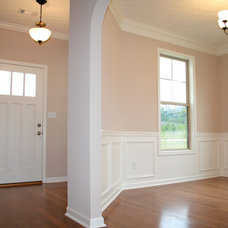 Traditional Dining Room by DanRic Homes