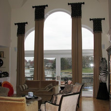 Traditional Window Treatments by Sew Unordinary